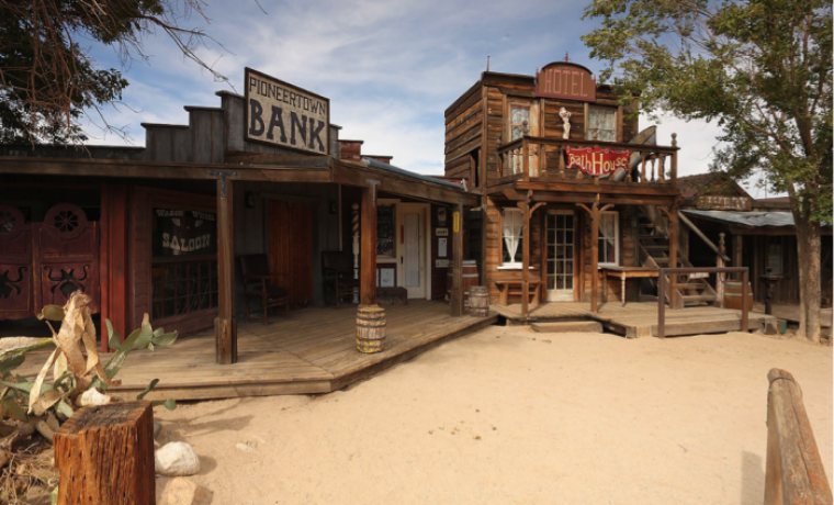 Wild West Adventures In Southern California